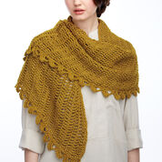 Bernat Slice of Nice Shawl