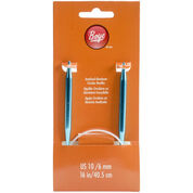 Circlular Knitting Needles, Aluminum, 16-inch, 5.75mm, Size 10