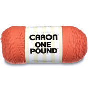 Caron One Pound Yarn, Persimmon - Clearance Shades*