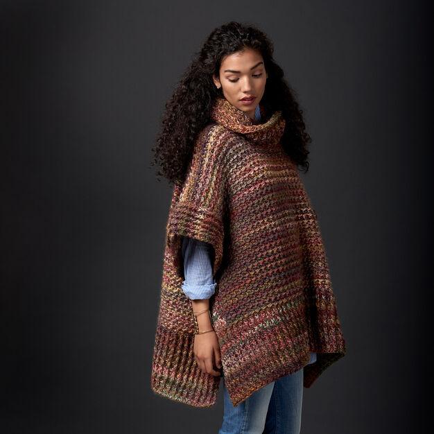 Patons Tweed Under Wraps, XS/M