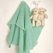 Bernat Crochet Baby Blanket