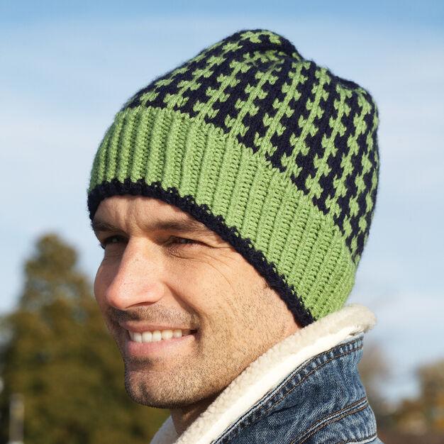 Bernat Winter Weekend Hat