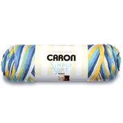 Caron Simply Soft Stripes Yarn, Madison Avenue