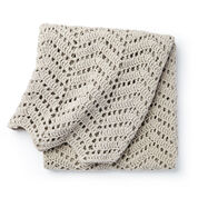 Bernat Ripples In The Sand Crochet Afghan