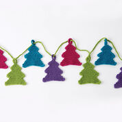 Caron Happy Little Tree Garland