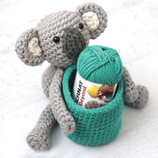 Bernat Koala Crochet Basket