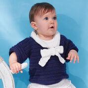 Caron Nautical Toddler's Top, 6 mos