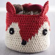 Lily Sugar'n Cream Foxy Stash Basket