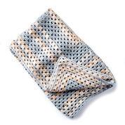 Bernat All For One Crochet Blanket