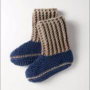 Bernat Slipper Socks