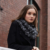 Patons Bobble Up Cowl