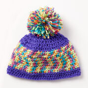 Caron Chasing Rainbows Hat