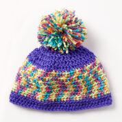 Caron Chasing Rainbows Hat