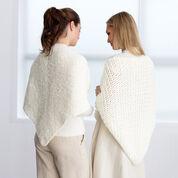 Bernat Crochet Prayer Shawl