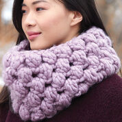Patons In a Jiffy Cowl