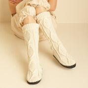 Patons Slipper Socks, S