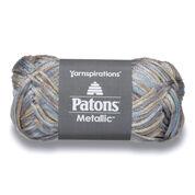 Patons Metallic Variegates Yarn, Moonstone