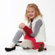 Caron Let's Party Legs, 2/4 yrs