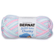 Bernat Softee Baby Chunky Ombres Yarn, Sweet Dream Varg