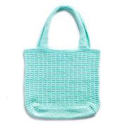 Lily Sugar'n Cream Knit Market Tote