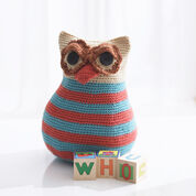 Bernat Owl Toy