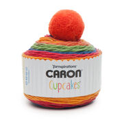 Caron Cupcakes Yarn, Tutti Frutti