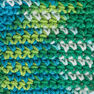 Lily Sugar'n Cream Big Ball Ombres Yarn, Emerald Energy