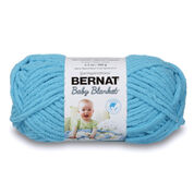 Bernat Baby Blanket Yarn (100g/3.5 oz), Baby Teal - Clearance Shades*