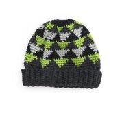 Patons Canadiana - Crochet Navajo Boys Hat, 4-6 yrs