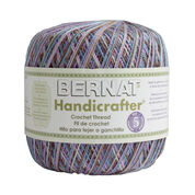 Bernat Handicrafter Ombres Crochet Thread, Urban