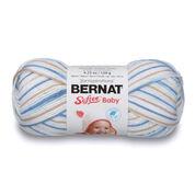 Bernat Softee Baby Variegates Yarn, Little Boy Blue Ombre
