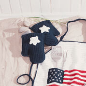 Lily Sugar'n Cream Star Oven Mitts