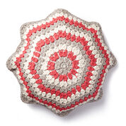 Bernat Puffed Up Crochet Pillow