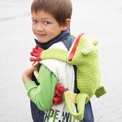 Lily Sugar'n Cream Frog Backpack
