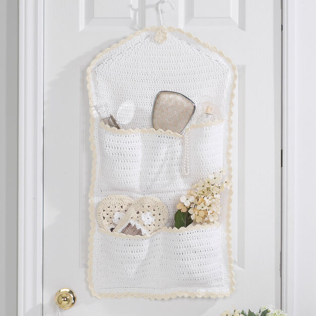 Lily Sugar'n Cream Door Catch-All