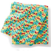 Bernat Bright Beginnings Crochet Blanket