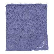 Patons Diamond Lace Wrap