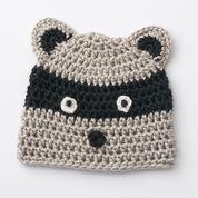 Bernat Raccoon Hat