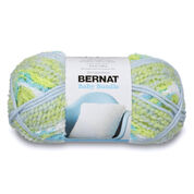 Bernat Baby Bundle Yarn, Play Blue