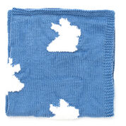 Bernat Bunny Hop Blanket