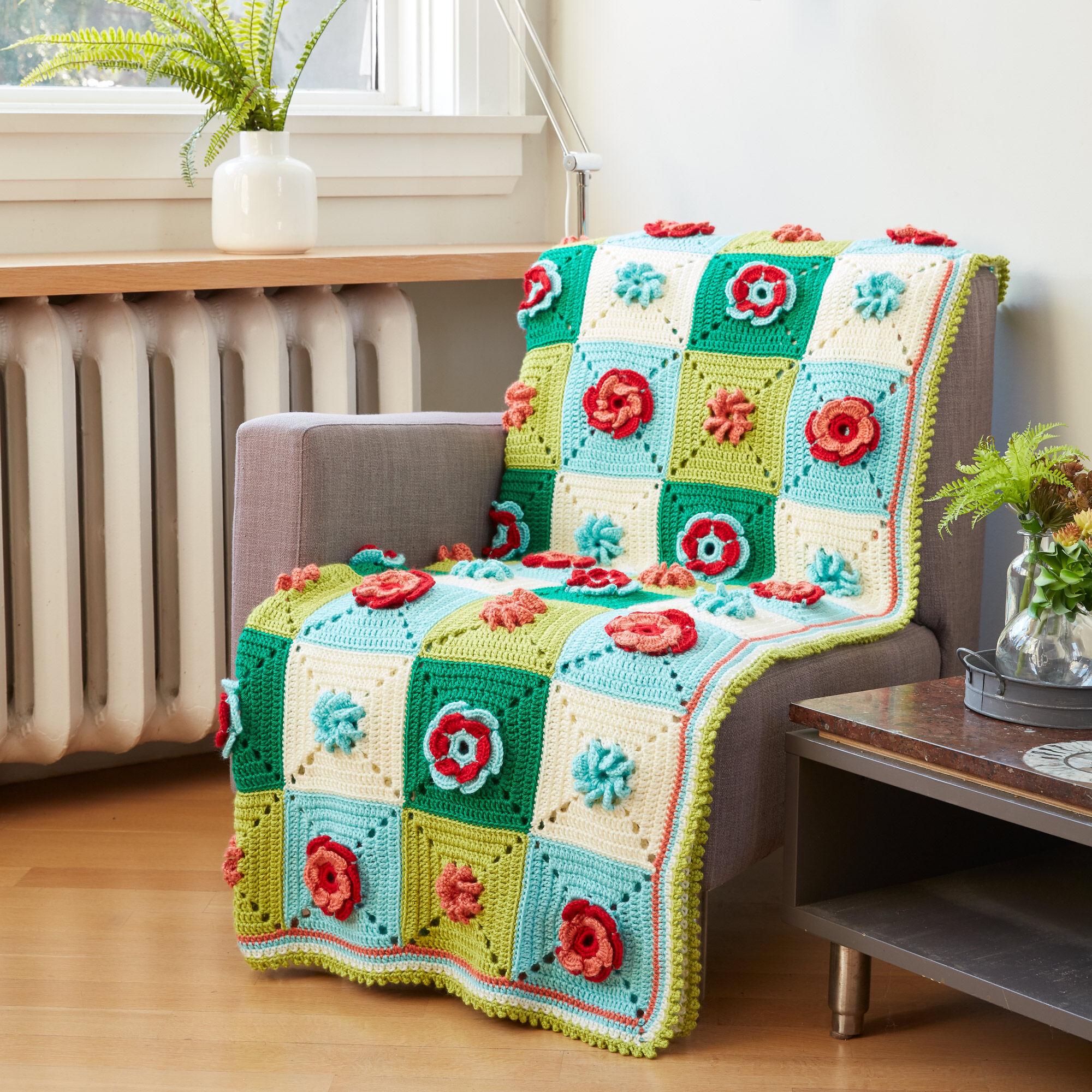 Best Easy Home Decor Crochet Free Patterns For Spring