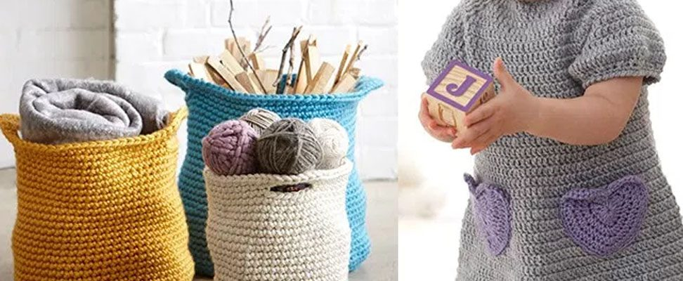 Best Knit Crochet Patterns Of 2015 Blog Yarnspirations