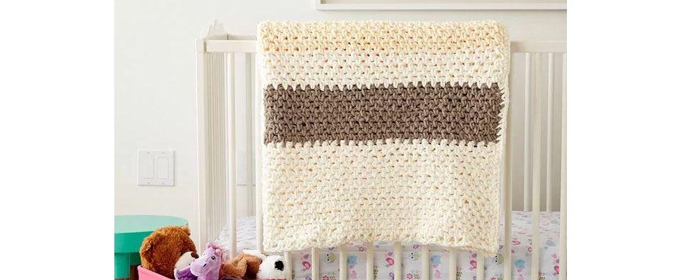 Bernat Baby Hibernate Blanket