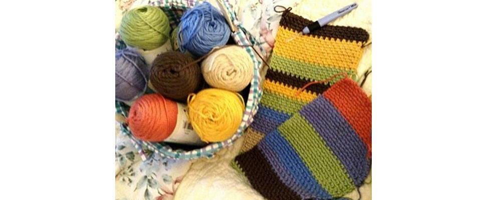 Mood Scarf Yarn Supplies