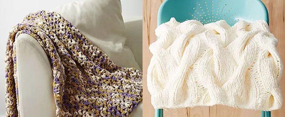 Bernat Blanket Patterns Tutorials Blog Yarnspirations Awesome Bernat Blanket Yarn Crochet Patterns
