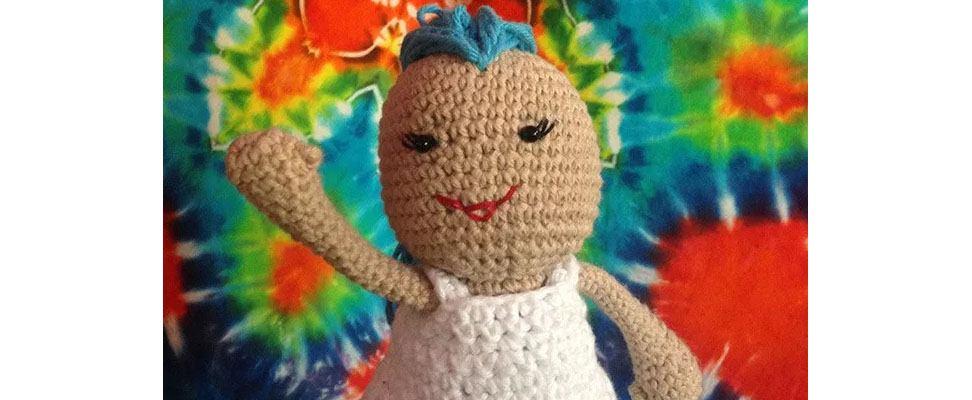 Lily Sugar'n Cream Doll shopping