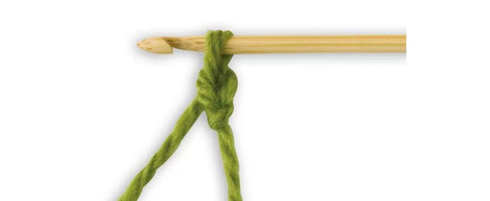 Tightening Your Slip Knot