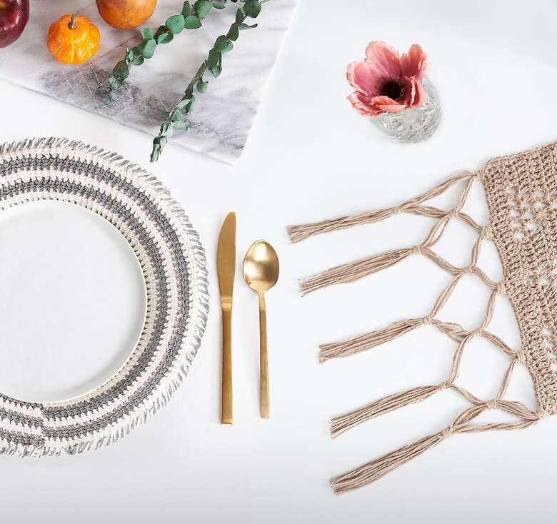 Lily Sugar'N cream boutique, simple, wholesome styles for your fall feasts to dress your table.