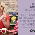 Understanding Rows and Rounds for Knit Patterns
