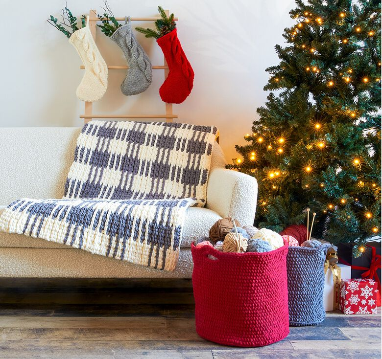 Bernat picture perfect holiday patterns